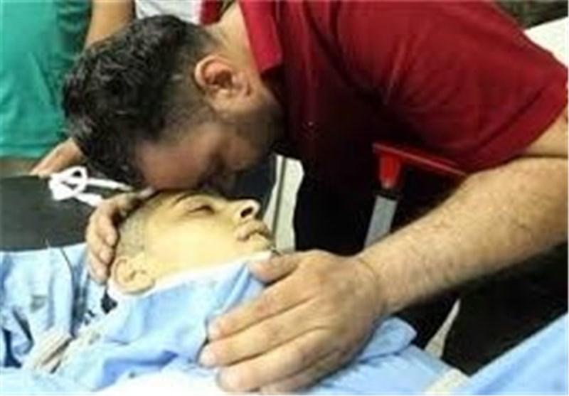 استشهاد شاب فلسطینی برصاص الاحتلال الصهیونی فی الخلیل وهدم منزل فی القدس