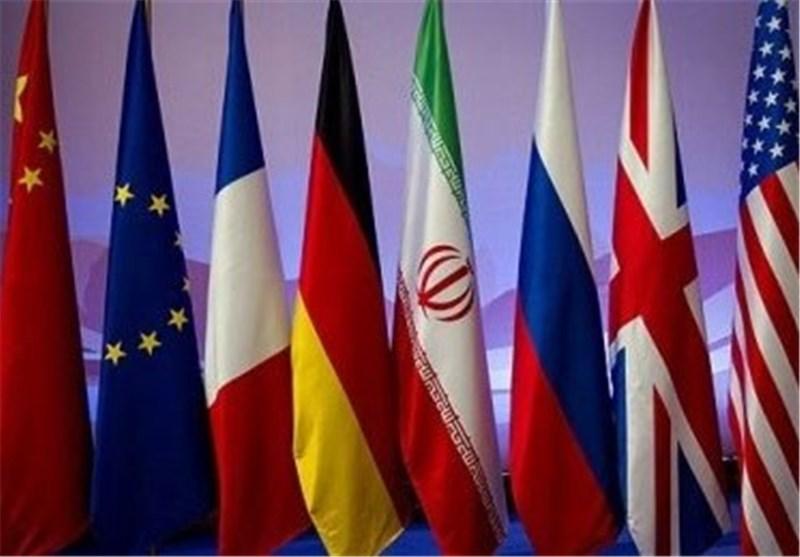 ايران والدول الست