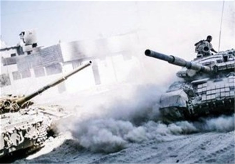 """الجیش السوری یسیطر على رأس العین فی القلمون ویدخل منطقة """"الحصن"""" تمهیدا تطهیرها"""