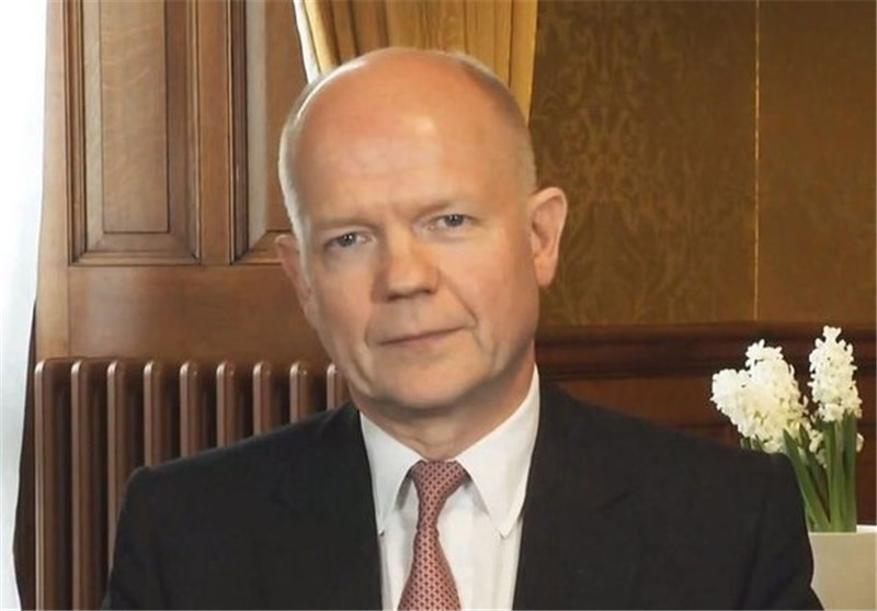 Britain Committed to Mend Iran Ties, Hague Says