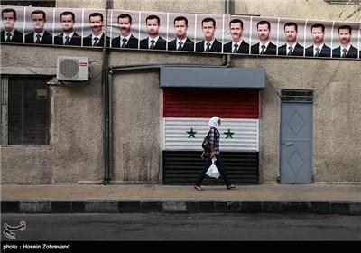 تبلیغات انتخاباتی در سوریه
