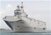 France Not to Deliver Mistral Warships to Russia: Defense Minister