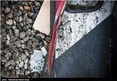 خراسانرضوی  مصدومیت یک نفر در واژگونی قطار باری؛ تمام مسیرها باز است