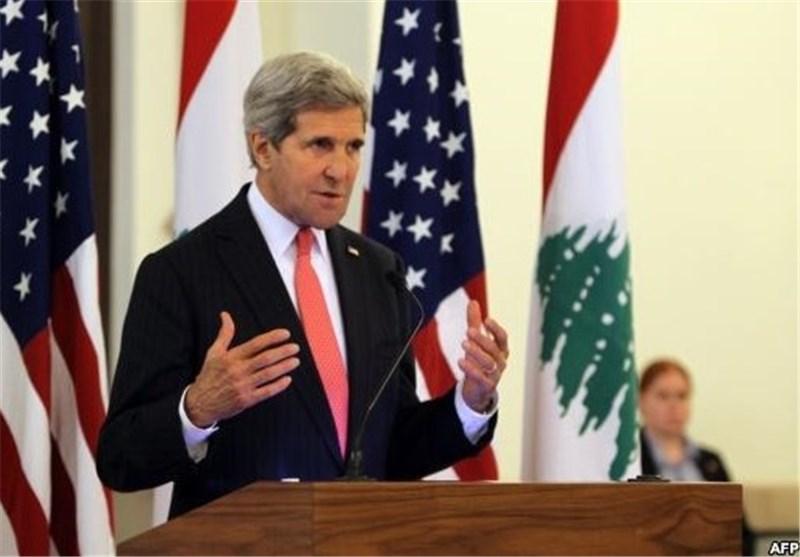 کری: آمریکا تمام گزینهها برای مقابله با تهدیدات امنیتی در عراق را در نظر دارد