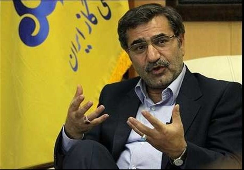 Iran, Russia to Promote Cooperation in Gas Industry