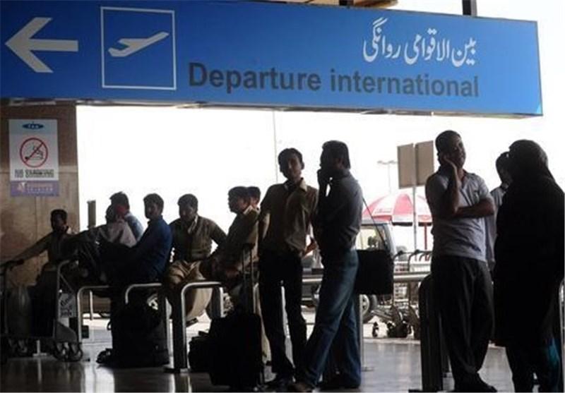 24 قتیلا على الأقل حصیلة الهجوم على مطار کراتشی باکستان
