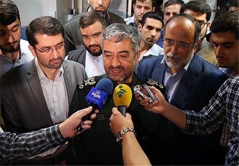 القائد العام لقوات حرس الثورة الاسلامیة: وفرنا قوة کبیرة للدفاع أمام التهدیدات الأجنبیة