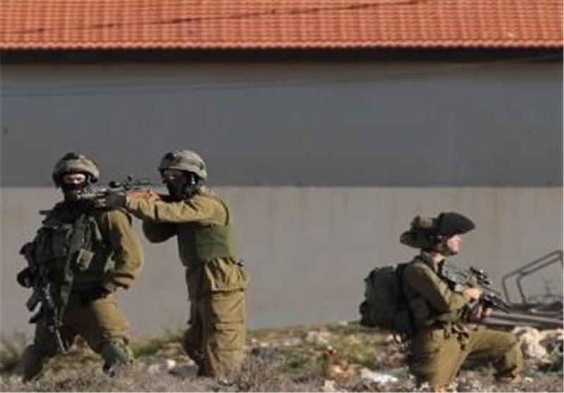 توغل صهیونی شرق غزة وسقوط صاروخ جنوب عسقلان