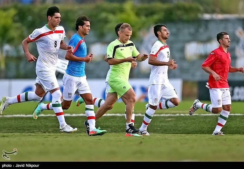 فوتبال ملی ایران