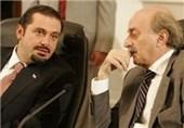 جنبلاط: زمان بازگشت سعد حریری فرا رسیده است