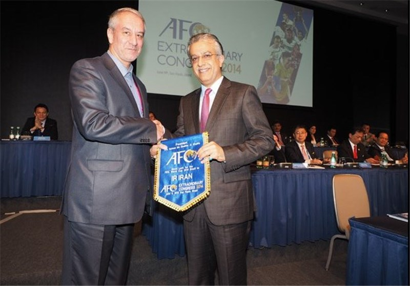 شیخ سلمان - کفاشیان - رئیس AFC