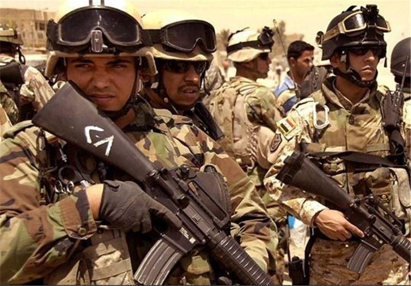 بازپس گیری شهر تکریت توسط نیروهای امنیتی عراق