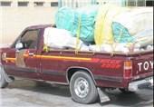 بیش از یک میلیارد ریال کالای قاچاق در شازند کشف و ضبط شد