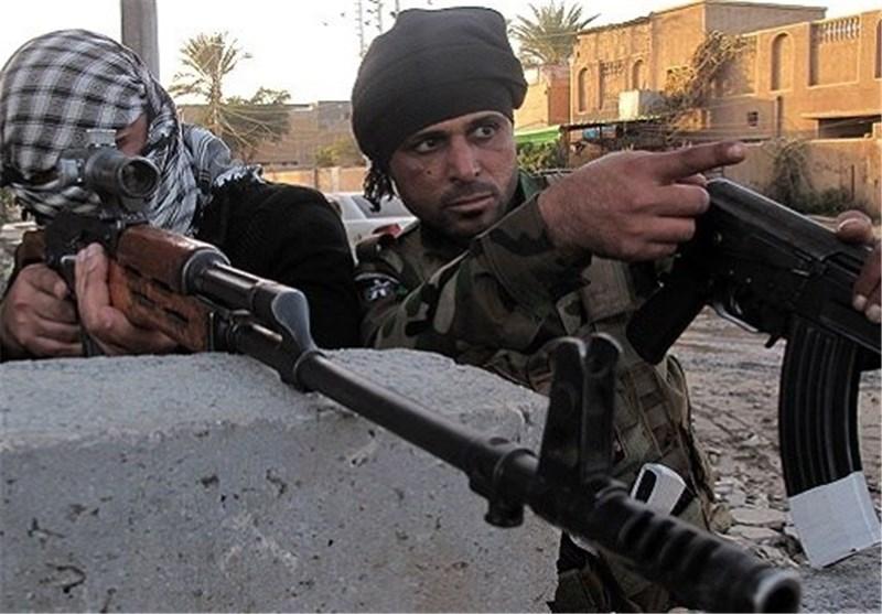 نگرانی واشنگتن از تسلط داعش بر تسلیحات آمریکایی