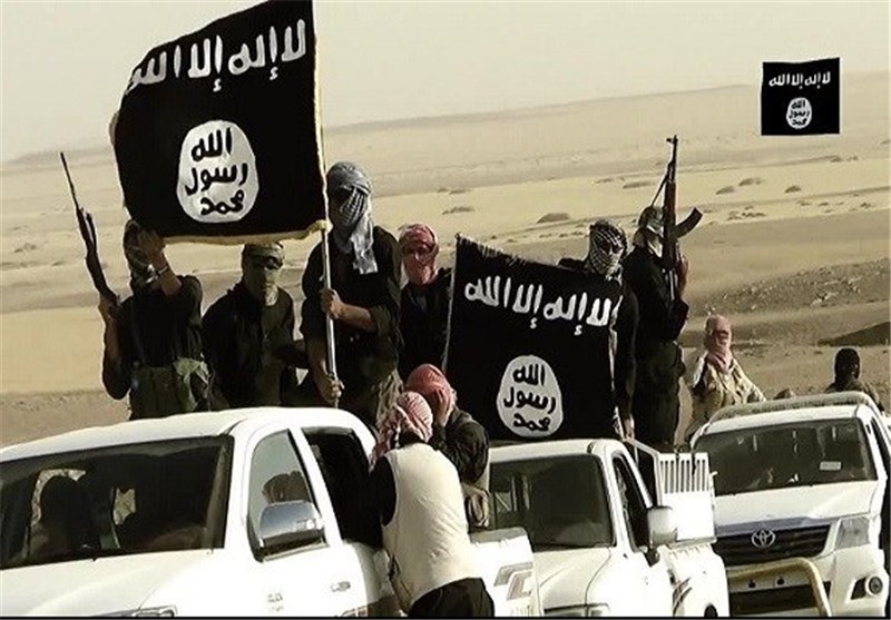 درگیری بین نیروهای پیشمرگه کرد و نیروهای داعش در شمال عراق