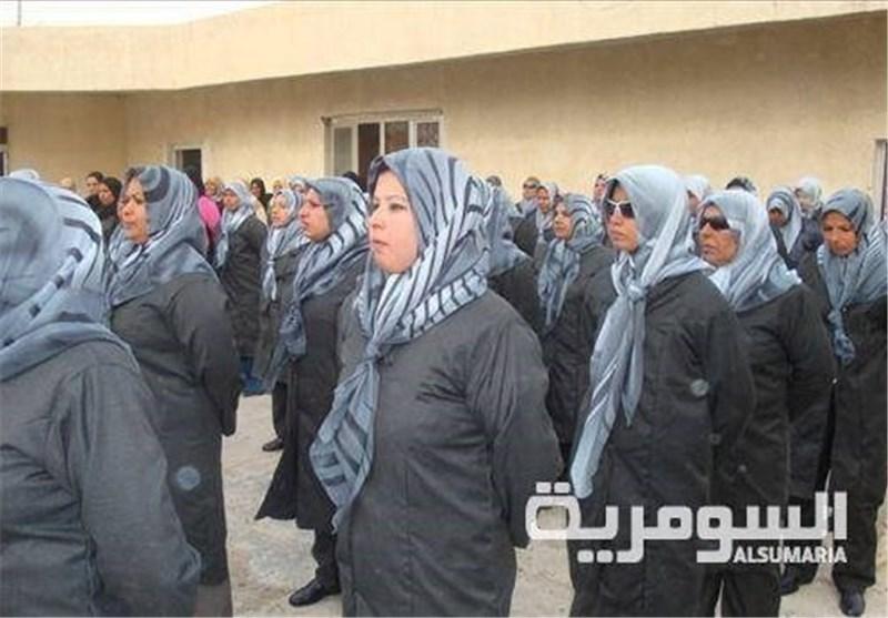200 زن در دیالی با شعار یا پیروزی یا شهادت به جنگ داعش میروند؛ اعزام لشکر ابوالولید به موصل