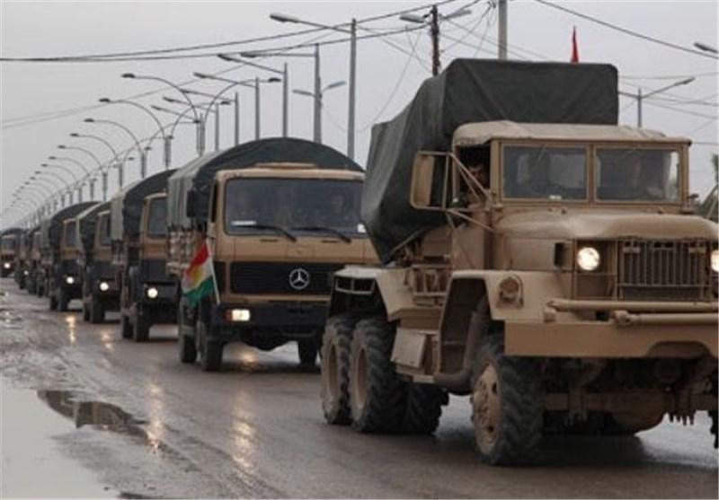 رویترز: نیروهای امنیتی کردستان کنترل کرکوک را در دست گرفتند