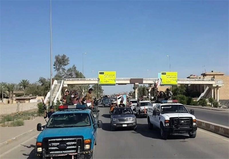 هزاران تن از مردم عراق برای دفاع از کشور خود به ارتش پیوستند + عکس