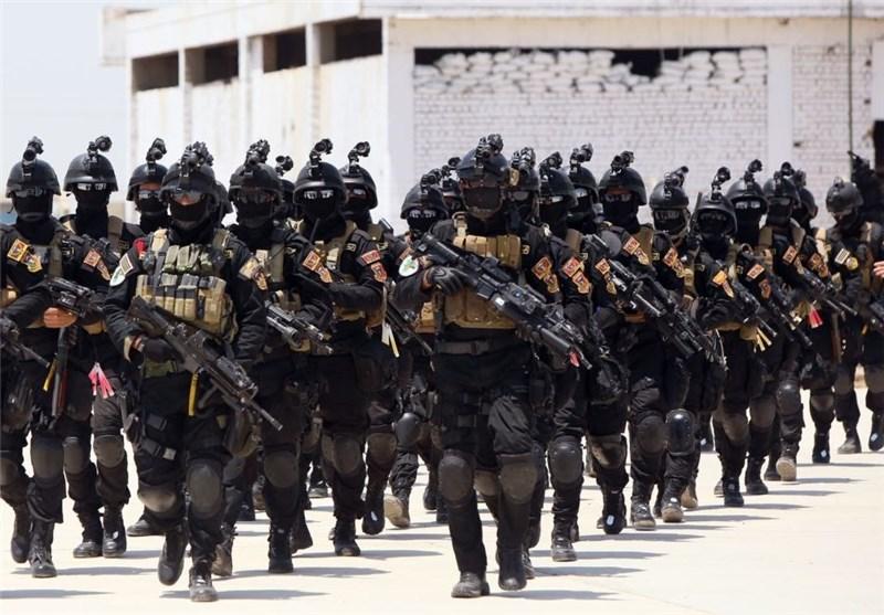 آمادگی نیروهای ویژه ارتش عراق برای آغاز عملیات نظامی در استان نینوی