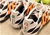 کفش بازیکنان برزیل