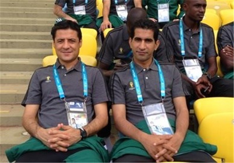 Iran's Alireza Faghani Assigned to France-Nigeria Fourth Official