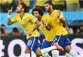 Neymar Double Gives Brazil Nervy Opening Win over Croatia