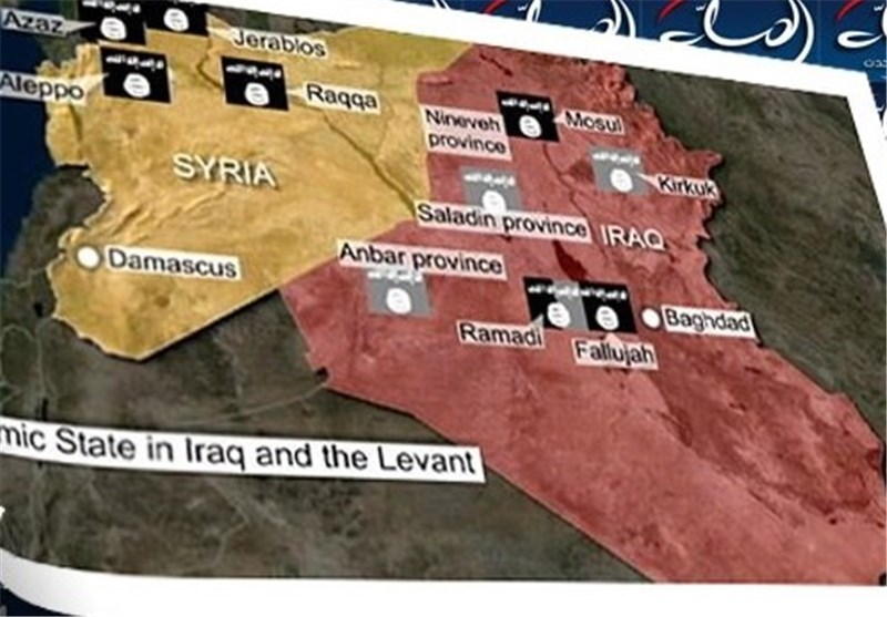 ما هی خارطة الجماعات الارهابیة فی الموصل