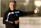 We Want to Keep Our Heads Up against Nigeria, Queiroz Says