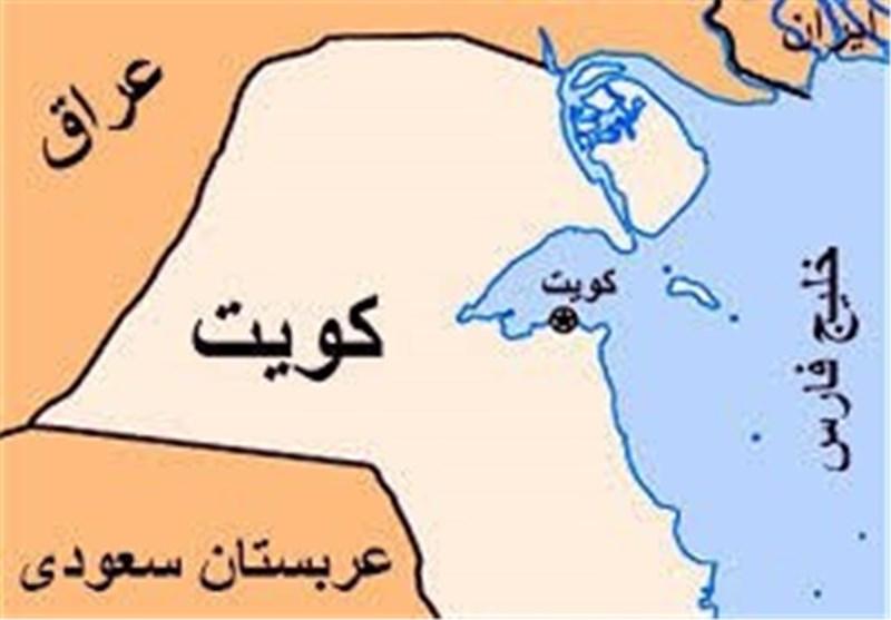 پایگاه تروریستهای آمریکایی در مرز عراق و کویت هدف قرار گرفت