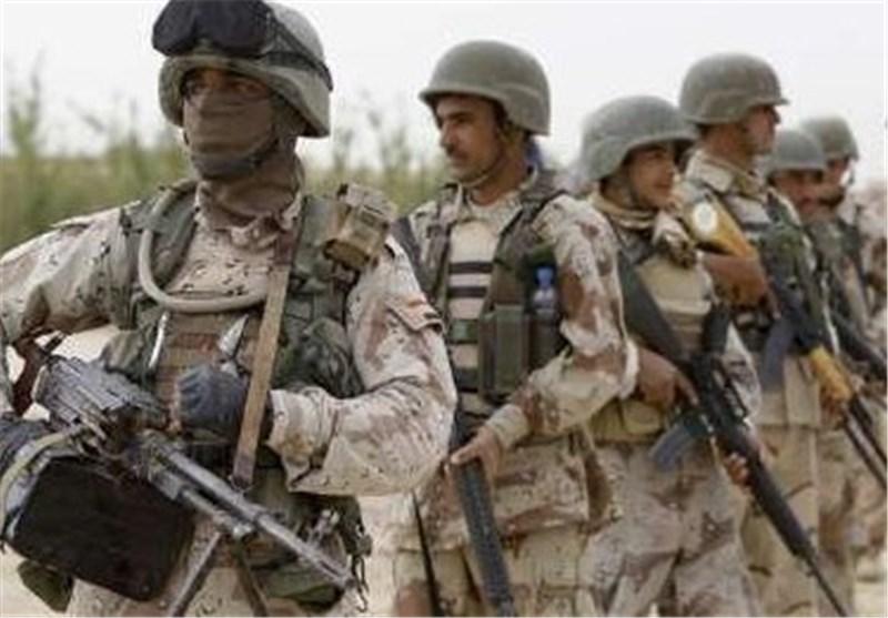 القوات العراقیة تتصدی لمحاولة من عناصر داعش لاختراق الحدود الغربیة