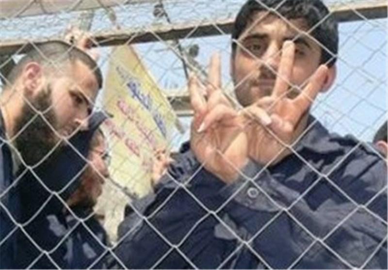 اضراب الأسرى الفلسطینیین یدخل یومه الحادی والخمسین