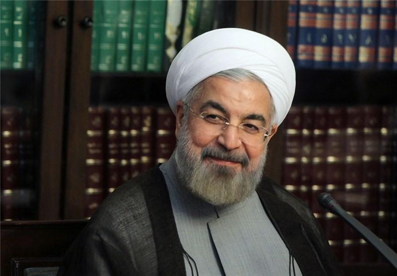 روحانی کسب برترین جایزه ریاضیات در جهان را به پروفسور میرزاخانی تبریک گفت