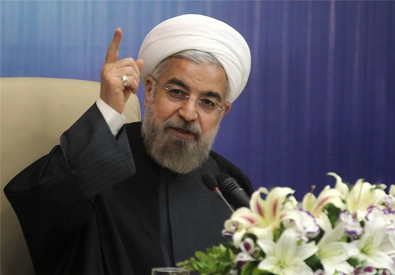 Iran Slams Powers' Support for Terrorist Groups