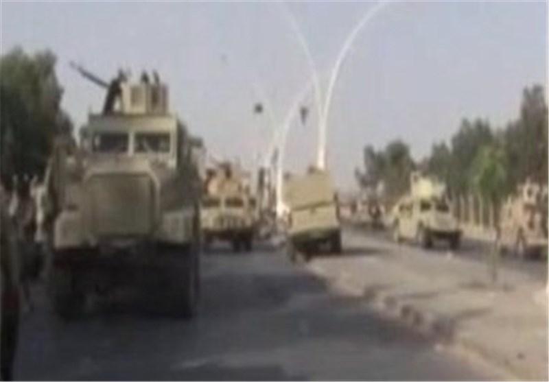 الجیش العراقی یبدأ عملیة عسکریة کبیرة لتحریر مناطق فی الموصل وتکریت
