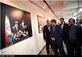نمایش عکس با موضوع اخلاق انتخاباتی گشایش یافت