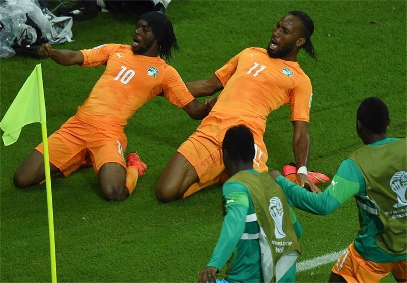 World Cup 2014: Ivory Coast Beats Japan 2-1
