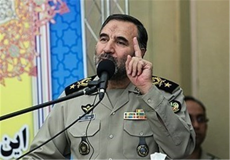 Iranian Forces Prepared to Deal Crushing Response to Aggressors: Commander