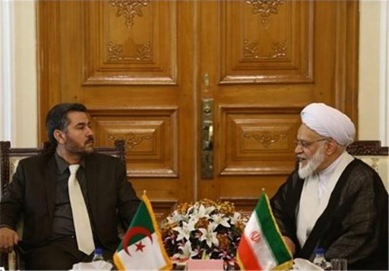 Algerian MP: Iran's Resistance Neutralized Western Sanctions