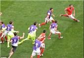 Switzerland Beats Ecuador in Extra Time