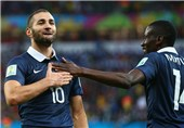 France Easily Beats 10-Man Honduras