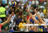 لیگ ملتهای والیبال| ترکیب ایران مقابل برزیل اعلام شد