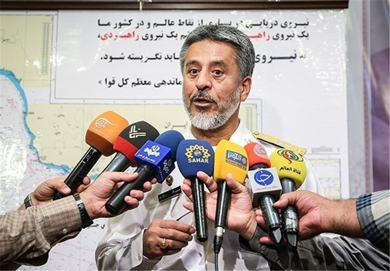 Iranian Navy to Stage Wargame in Coming Days: Commander