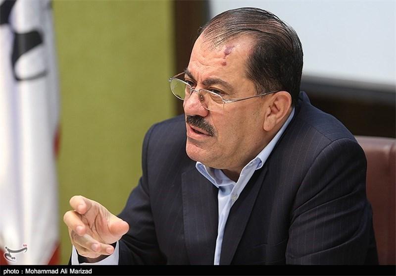 """ناظم دباغ: روابط ایران و اقلیم کردستان عراق در مرحله """"تعلیق"""" قرار دارد"""