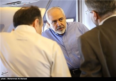 Iran's Zarif Departs for Vienna for Nuclear Talks