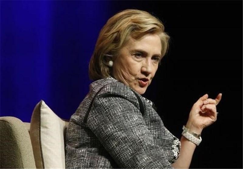 """هیلاری کلینتون : فرض عقوبات على إیران """"خطأ إستراتیجی خطیر جدًا"""""""