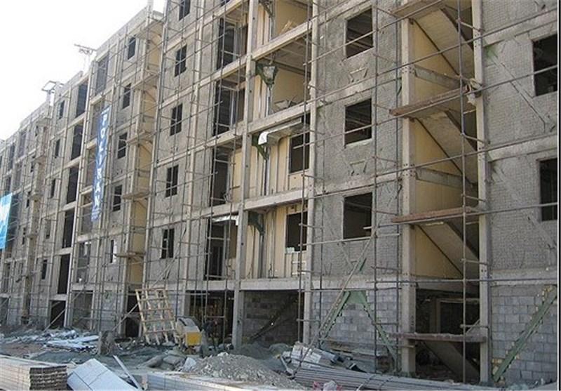 برخی ساختمانهای دولتی خراسان شمالی توسط پیمانکاران کم تجربه ساخته میشود