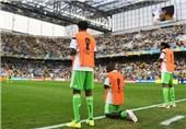 نیجریه در «گروه مرگ» انتخابی جام جهانی 2018/ 2 تیم از 5 تیم آفریقایی جام جهانی 2014 حذف میشوند