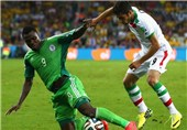 Iran, Nigeria Share Points in Group F