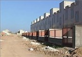 مسکن مهر معلولان بهزیستی شهرستان بشرویه به بهرهبرداری رسید