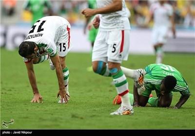 المنتخبان الایرانی والنیجیری یتعادلان بدون اهداف فی موندیال البرازیل (1)